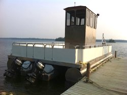 Work Boat or Barge