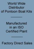 Pontoon Boat Kits - Work Boats - Tour Boats